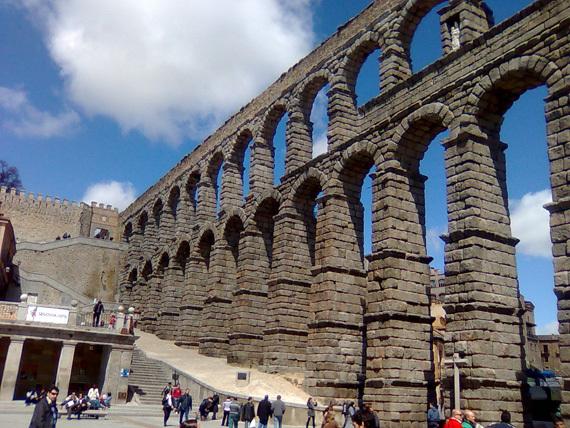 Ruta de Madrid a Segovia, sábado 27 de abril de 2013 ¿Nos acompañas?