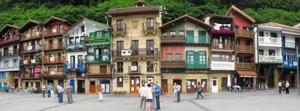 donostia san sebastian parador turismo hondarribia: