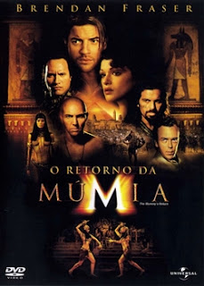 Filme O Retorno Da Múmia