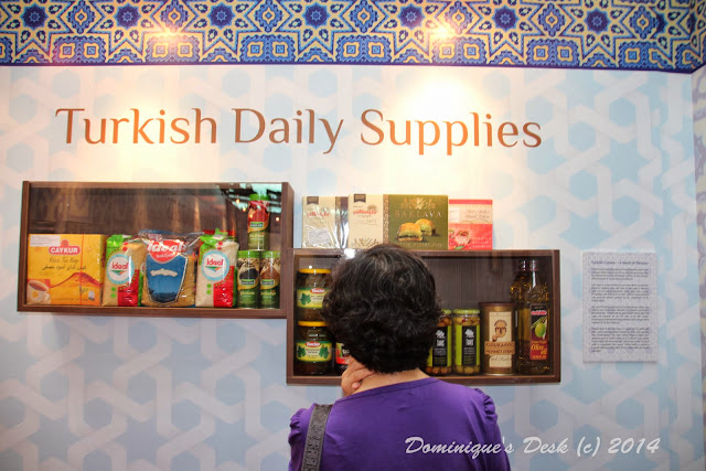 Turkish supplies