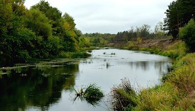 Река Хопёр в Пензенской области. Фотоизображение сайта ГЕОИНФОРМАЦИЯ, автор фото Dogad75