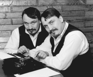 """Брати Капранови своїм новим романом кидають виклик Бегбеде і авторці """"Диявол носить Прада"""""""