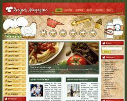 Recipes Magazine