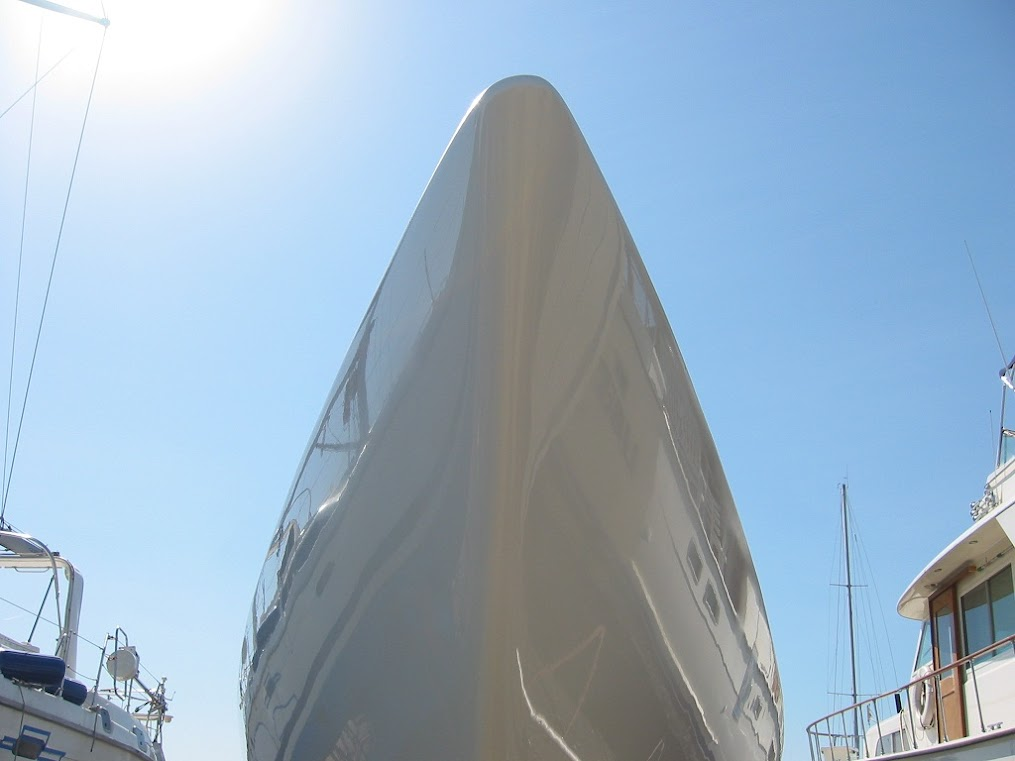 Barron's Marine Fiberglass Repair After