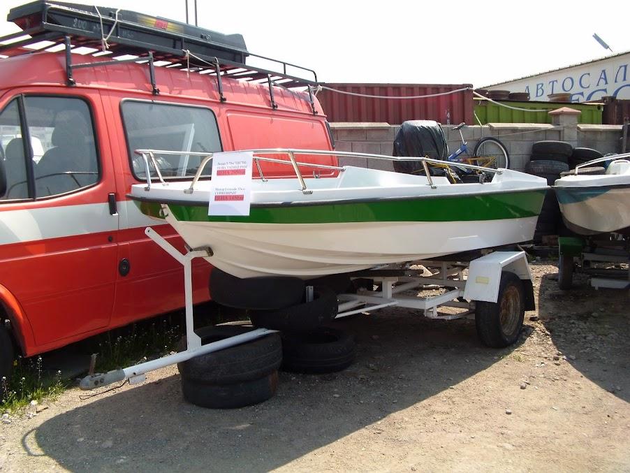 Лодки Second-hand Нов Внос DVCI7247