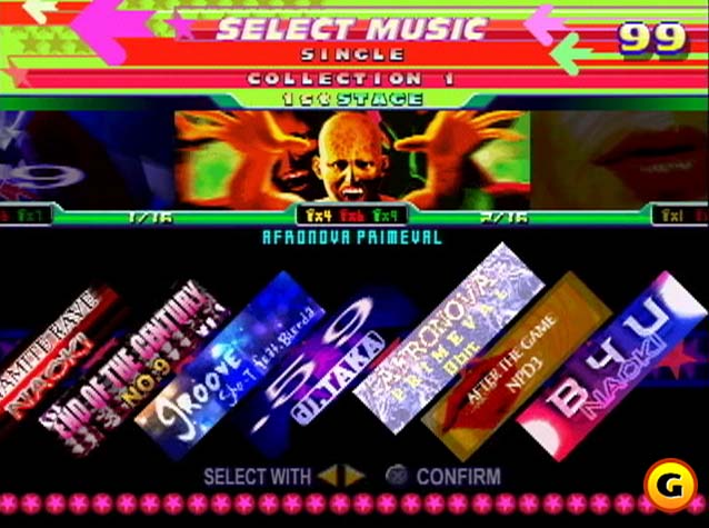 dance dance revolution konamix perfect free