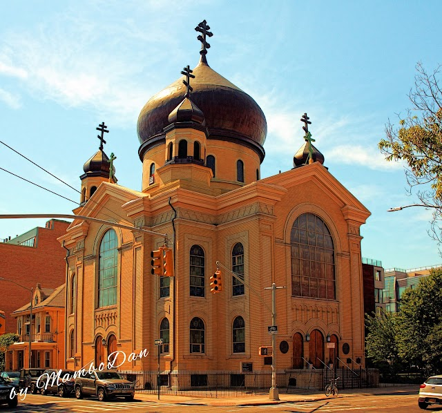 Russian Orthodox Cathedral of the Transfiguration