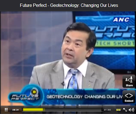Lawrence Gochioco of Geo-Nano Technology
