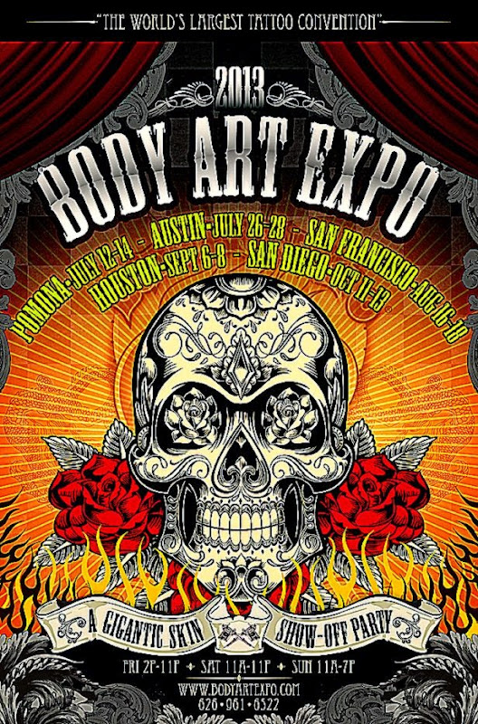 body art expo   DriverLayer Search Engine