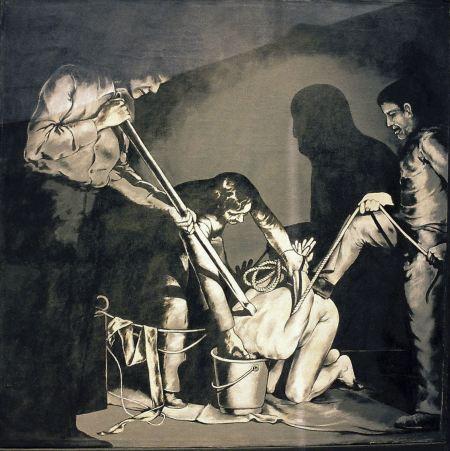 Historia Listas DitaduraMilitar Tortura Afogamento Tipos de tortura usados durante a ditadura civil militar