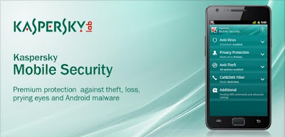 """Kaspersky Mobile Security"""