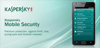 """""""Kaspersky Mobile Security"""""""