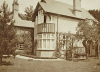 """""""The south east of Kirby Lodge in 1915."""" From A Record of Shelford Parva by Fanny Wale P24"""