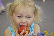 Яблочный Спас встречает осень