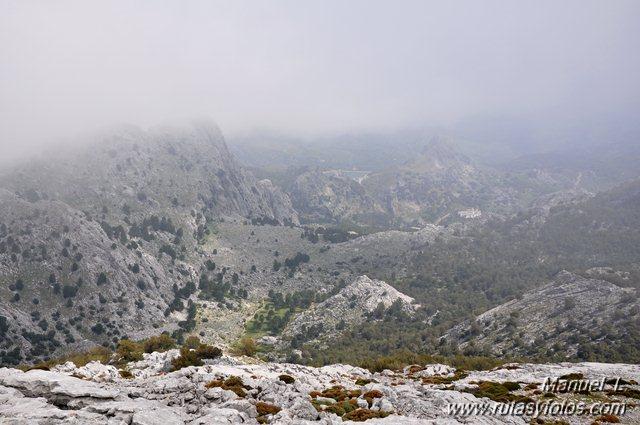 III Travesia P. N Sierra de Grazalema