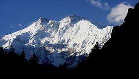 Nanga Parbat - 10 Gunung Tertinggi Dunia