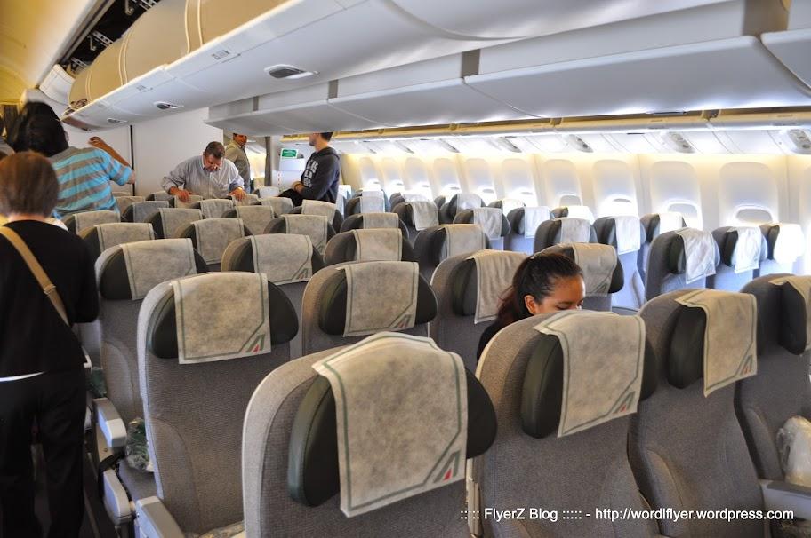 Alitalia roma fiumicino tokyo narita economy plus for Emirati franchigia bagaglio in cabina in classe economica