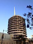 Nicht nur bei Musikliebhabern ist das Gebäude von Capitol Records bekannt.