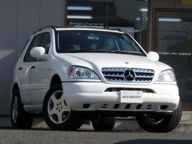 mercedes benz ml270 cdi amg w163 benztuning. Black Bedroom Furniture Sets. Home Design Ideas