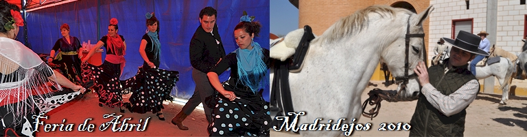 Ferias de Abril en Madridejos