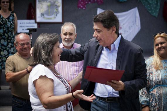 Nuevos programas de inserción social en la Cañada Real