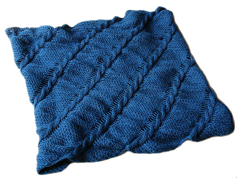 Fall for Blues cowl