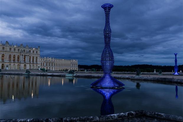 Blue Champagne by Joana Vasconcelos