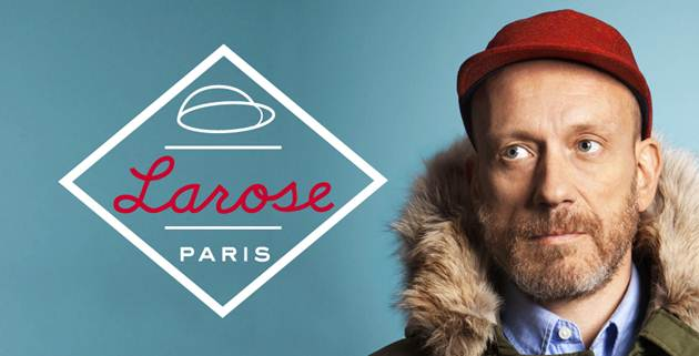 Parisian Hatter Larose [men's fashion]
