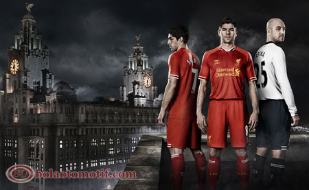 Liverpool Jersey Home 2014