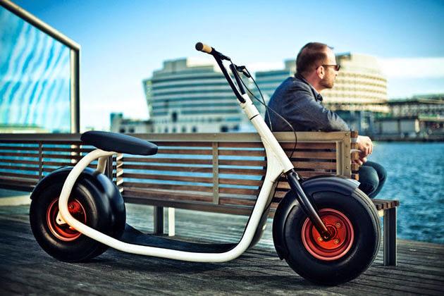 *都會小型電動滑步車:領你穿梭自如在小巷弄之中! 1