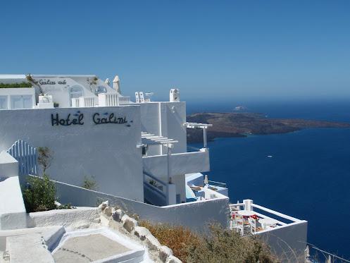 Отель Santorini View Studios