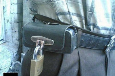 Gadget para que no te roben tu celular