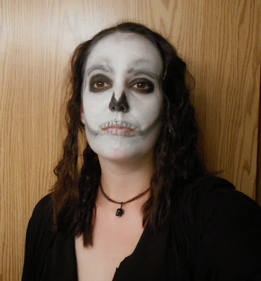 Halloween Lich Costume