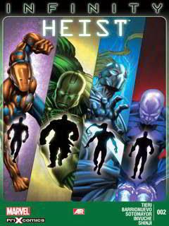 Infinity Heist #2 español