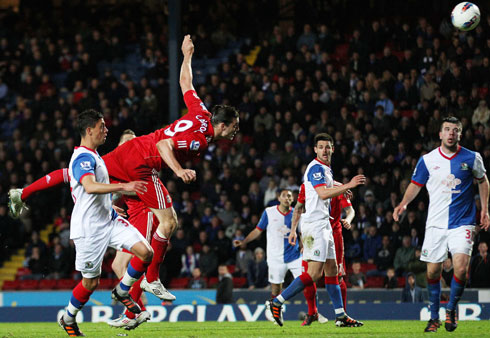 Andy Carroll, Blackburn - Liverpool