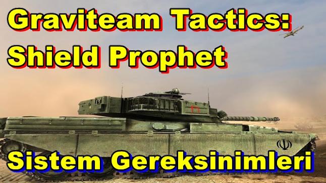 Graviteam Tactics: Shield Prophet PC Sistem Gereksinimleri