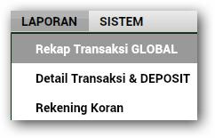 Cek total transaksi ppob bukopin interlink