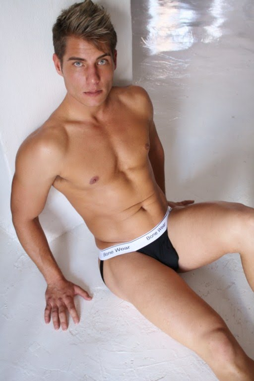 Straps for Jockeys: Bone Wear Jockstraps