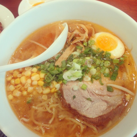 Miharu Singapore ramen restaurant - 01