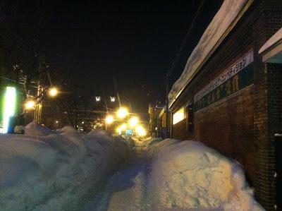 れんが造りの大雪地ビール館