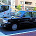 Tokio - taksówka