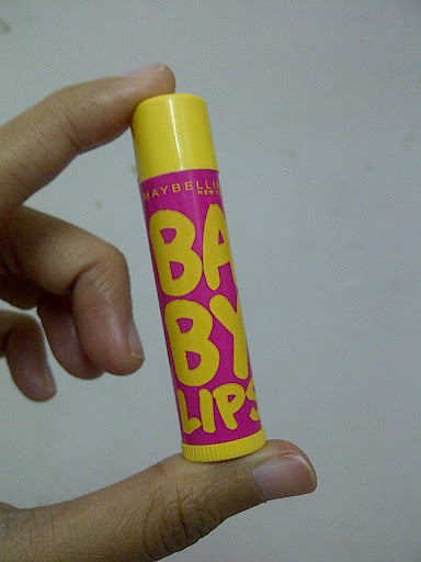 Maybelline Baby Lips in Mango Pie
