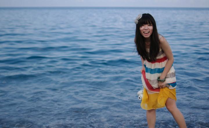 金針草花海