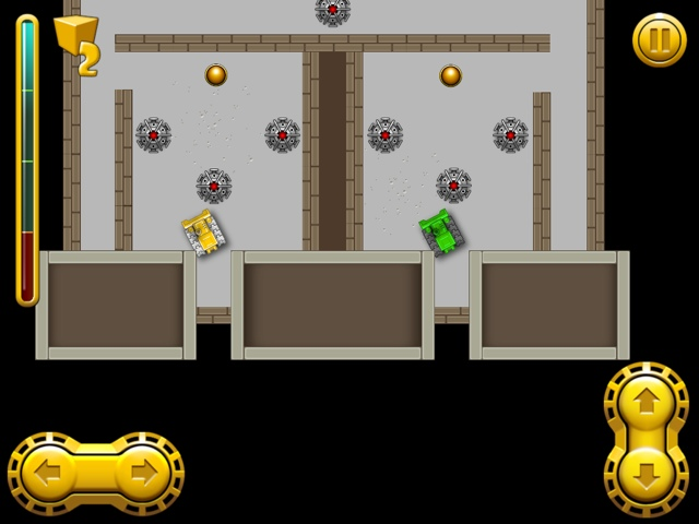 Puzzle Dozer HD Review (iOS)