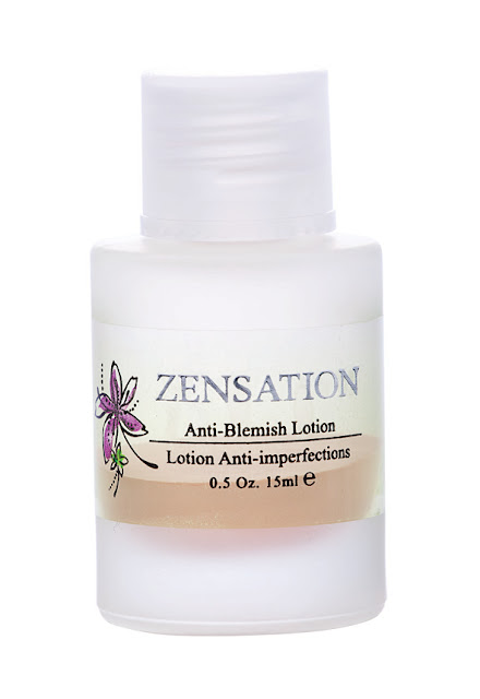 zensation anti-blemish solution Anti-Blemish Lotion deep purifying toner 舒緩 暗瘡