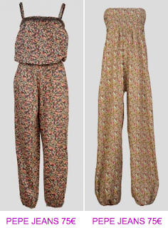 PepeJeans jumpsuits