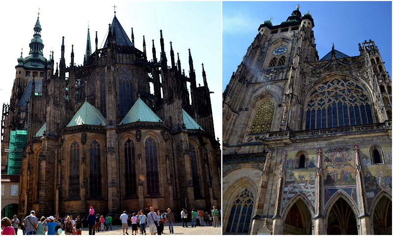 St. Vitus Cathedral - Prague