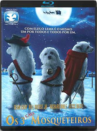 Baixar 3MOSQ Os Três Cães Mosqueteiros   Dublado e Dual Audio Download