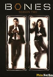 Hài Cốt Phần 2 - Bones Season 2 - 2006
