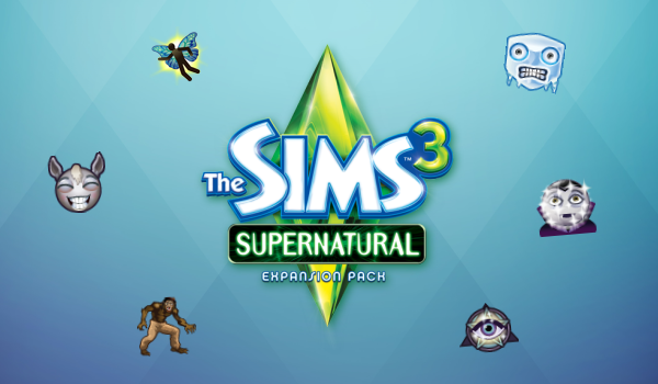 The Sims 3 Supernatural Icons